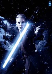 Light Jedi by tashamille
