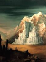 Minas Tirith by Harpokrates