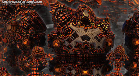 constructed of confusion by fraterchaos
