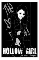 Hollow Girl Graphic novel Splash Page by Midwinter-Creations