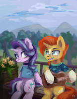 Music for you by Amy-Gamy