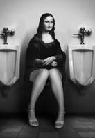 A Dadaist Stance On Transgender Politics by nilwill