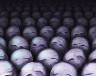 Gloom Of The Hive Mind by nilwilnil