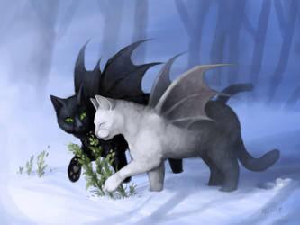 Catnip by nilwilnil