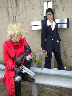 Trigun Shot 1 by Yuutachi