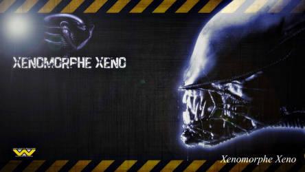 background tapes radiation hazard xeno II by Xenomorphe-Xeno