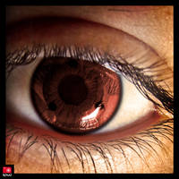 My Own Sharingan II by spudfx