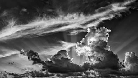 Summer Skies XIII by LongingForAutumn