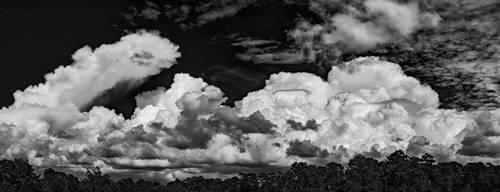 Summer Skies XVII by LongingForAutumn