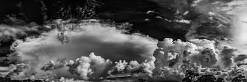 Summer Skies XVIII by LongingForAutumn