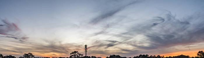 November Sky I by LongingForAutumn