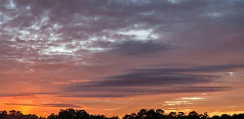 November Sky II by LongingForAutumn