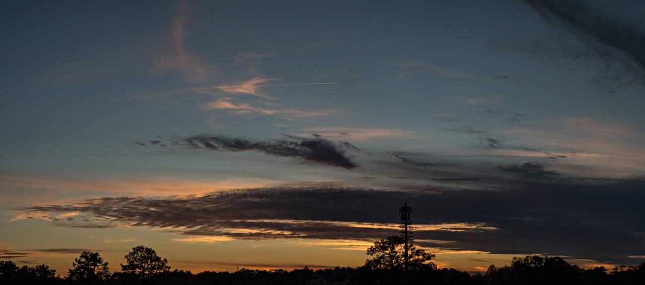 December Sky I by LongingForAutumn