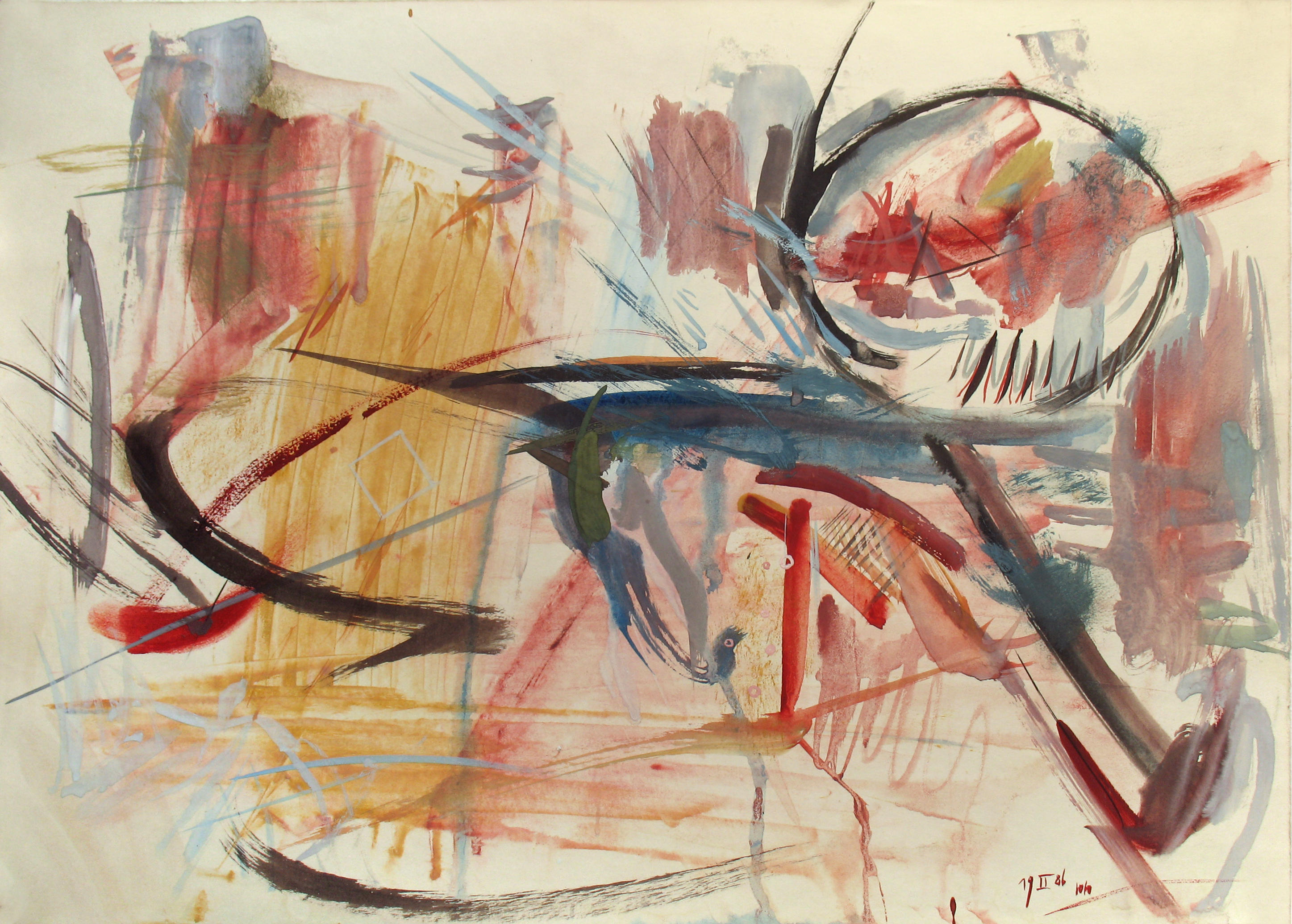 Untitled. 1986 by Yudaev