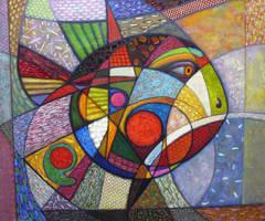 Jealous Fish II. 2011 by Yudaev