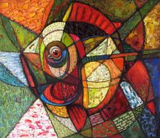 Crucian (Almandine) II. 2012 by Yudaev