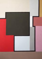 Polygonal Line. 1997 by Yudaev