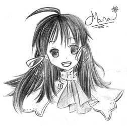 Manaaaaa by Prinnia