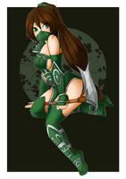 Akali - League of Legends by linkitty