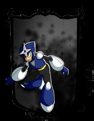 Shadowman (DST Portrait) by Bunnyash890