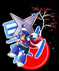It's Shadowman by Bunnyash890