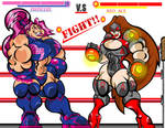 LETS GET READY TO RUMBLE by kskillz