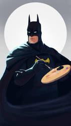 Bananaman by JiminChoe
