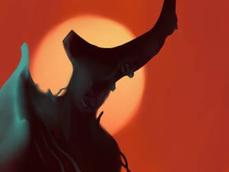 demon rising by demonyes