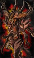Diablo - Diablo 3 by liquidanims