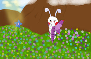 The Perfect Flower. (Pollen Contest Entry) by Eletrictacos