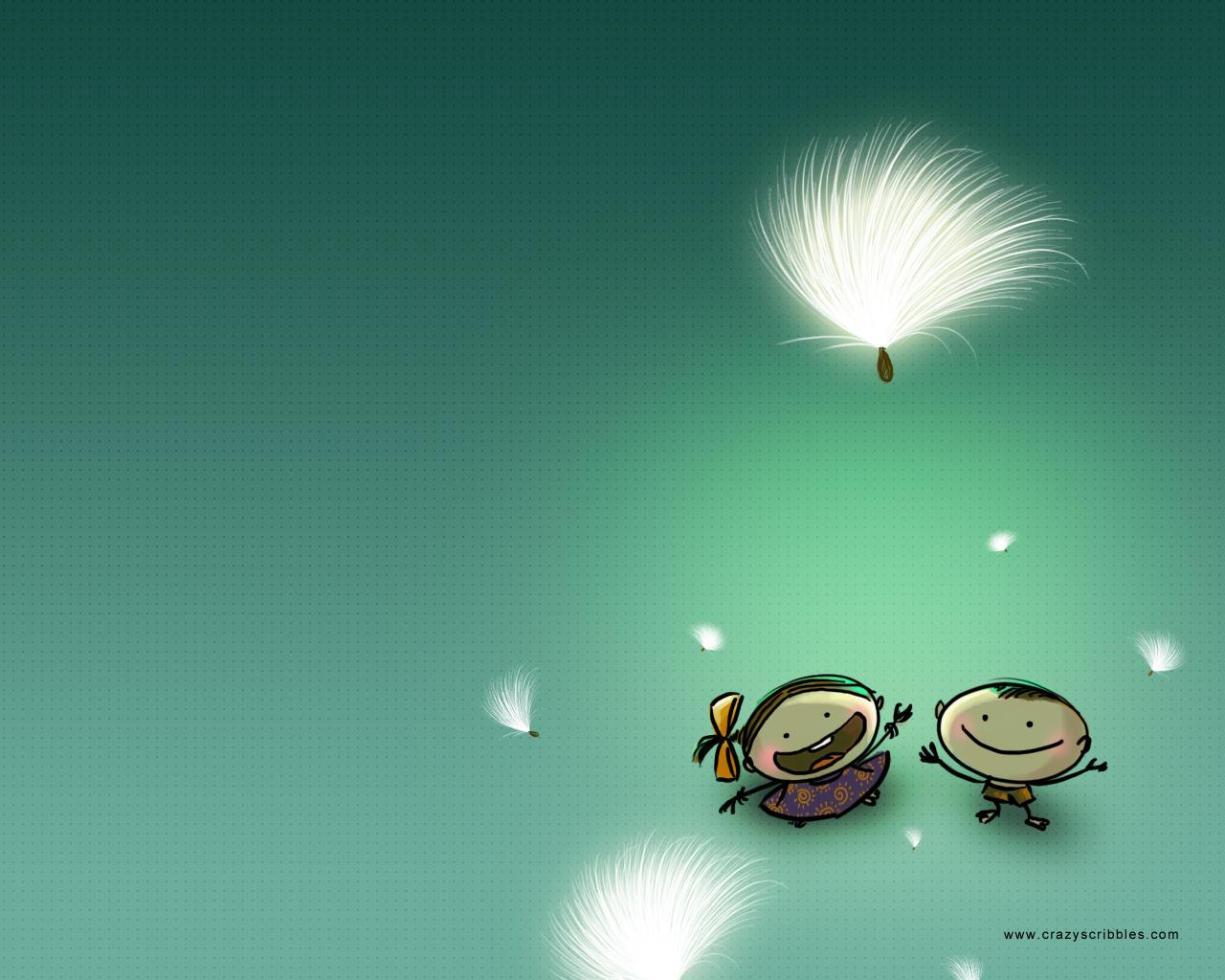 milkweed seeds by anoop-pc
