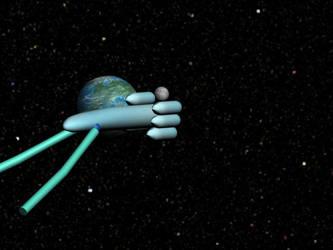 Midnight Star WIP2 by ChakatBlackstar
