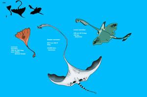 Barredon species by CPtheLunarGoat