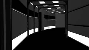 Sickbay Corridor Segment 2 by count23