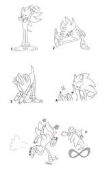 Tail kiss by So-Niko