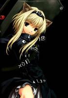 Original Anime Girl by My-Kamikaze-Hero