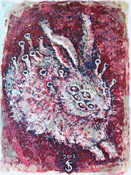 The Tungus Hare by BrockChop