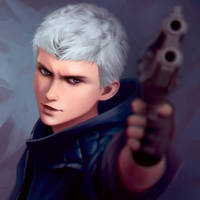 Devil May Cry 5 by SamObscure