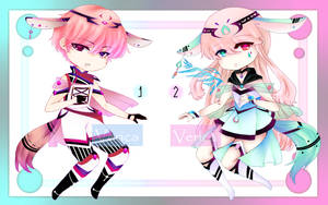 [CLOSED] Adopt Auction by Verrica