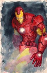 Iron Man by vdelrey