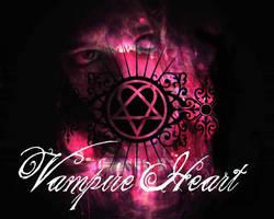 Vampire Heart. by SpotlessMind06