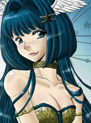 Kimaki from Digital Desire  by EternalKimaki