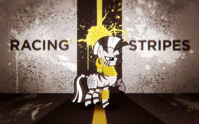 Zecora: Racing Stripes by SteffyO1992