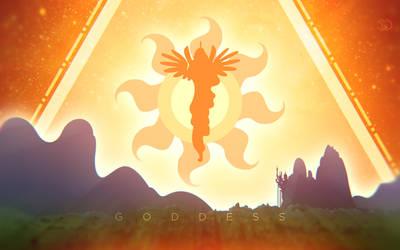Goddess by SteffyO1992