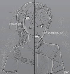 +the war came by against-stars