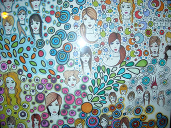 doodle girls by 7Lady7Maria7