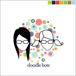 doodle bots logo by 7Lady7Maria7