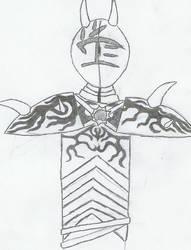 Iron Giant partial by VampireDevilDude