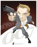 Bondified by braeonArt