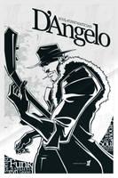 D'Angelo Soul-Funk'Matician by braeonArt